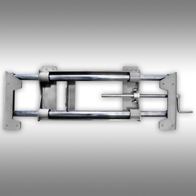 Handmatige zijdelingse verschuiving voor klepelmaaiers EFGC-145 & EFGC-175