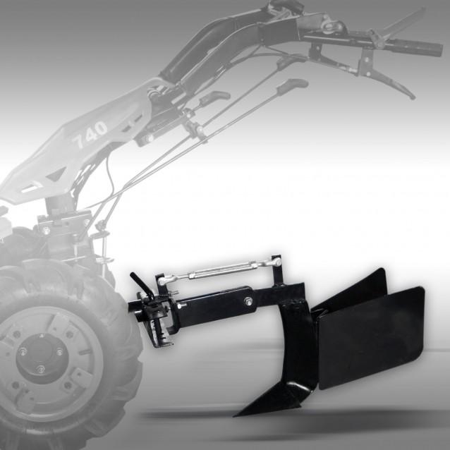 Ploeg (HPF) voor motorische werktuigendrager Jansen MGT-420