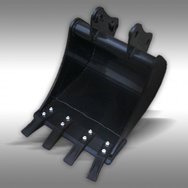 Graafbak 400 mm voor graafmachine Jansen BHM / BHSM