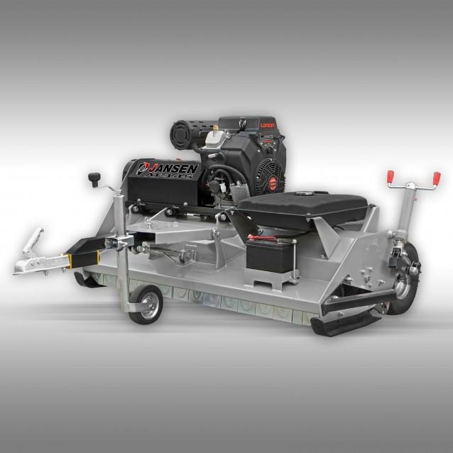 Klepelmaaier Jansen AT-145, 23 PK Motor, benzine, quad, ATV, tractor, maaiwerk