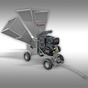 Shredder Jansen GTS-13, tuin- en groenafval hakselaar, versnipperaar, 15 PK