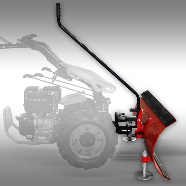 Sneeuwschuiver voor motorische werktuigendrager Jansen MGT-420
