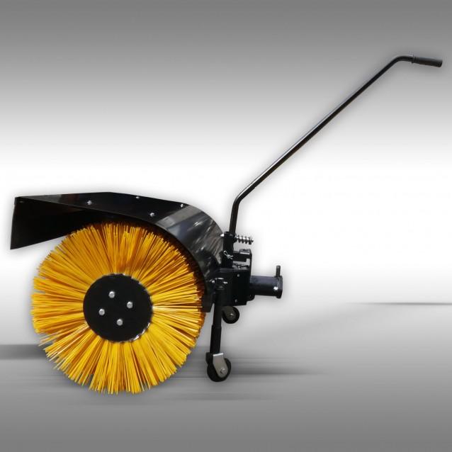Borsteleenheid voor motorische werktuigendrager Jansen MGT-270, 1m werkbreedte