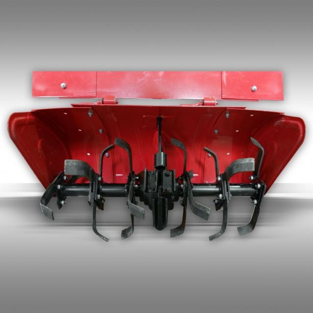 Bodemfrees voor motorische werktuigendrager Jansen MGT-420