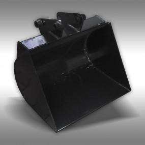 Graafbak 600 mm voor 9PK minigraafmachine Jansen MB-300