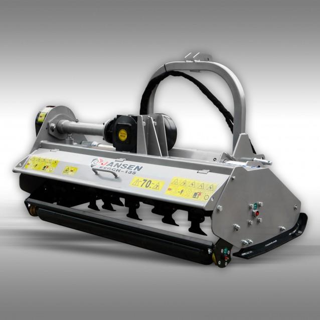 Klepelmaaier Jansen EFGCH-135 cm met hydraulische zijdelingse verschuiving