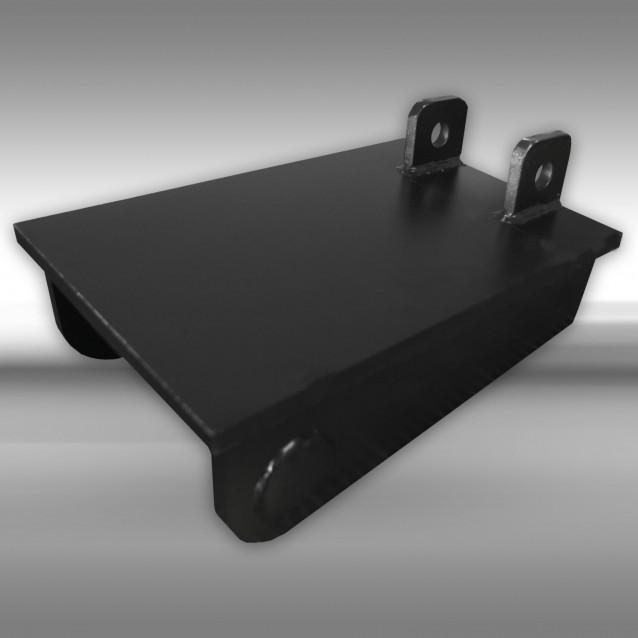 Adapter, snelwissel MS-01 voor hydr. Grondboor Jansen HBG-1500.